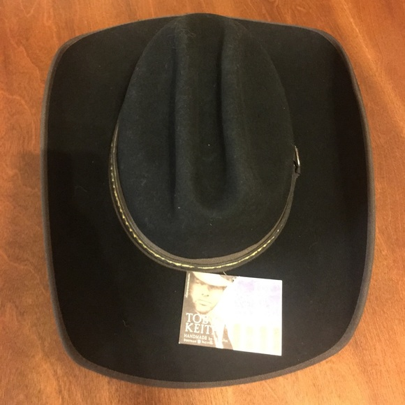 8fa289837650b8 Accessories   Nwt Toby Keith Western Hat Awesome   Poshmark